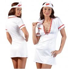 Cottelli Collection Nurse Mini Dress