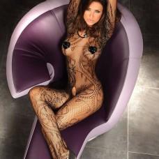 Corsetti Abra Body Stocking UK Size 8 to 12