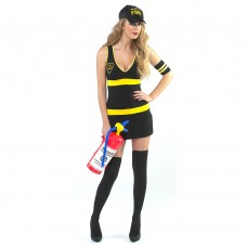 Hose Handler Mini Dress