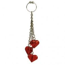 Asian Hearts Navel Ring