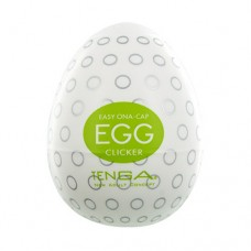 Tenga Clicker Egg Masturbator
